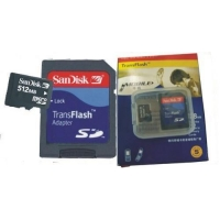 Sandisk Micro SD card (TF card)