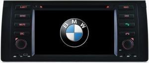 China Windows car DVD BMW 5 Series E39 car stereo on sale