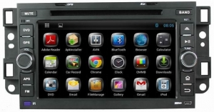 China Android 4.2 car DVD Android 4.2 Chevrolet Epica 2006-2011 on sale