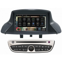 China Android 4.0 car DVD Renault Megane III 2009-2011 auto radio on sale