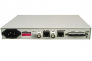 China Digital transmission equipment Product  E1-V35-ETH-RS232 protocol converter on sale