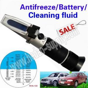 China Antifreeze refractometer on sale