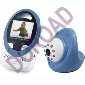 China Two-Way Speak 100% Secure Digital Wireless Audio Baby Monitor Model: DR-WBM826216 on sale