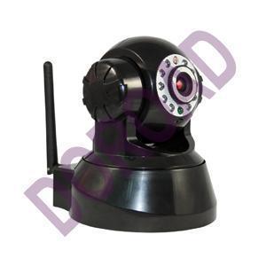 China IR PTZ IP Camera/Wireless IP Camera Item#DRIPC511 Model: DRIPC511 on sale