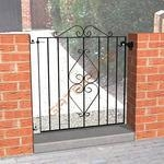 Abbey Trading 8021003 38 X 33 Ascot Iron Gate