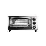 China Black & Decker TO1303SB 4-Slice Toaster Oven, Silver on sale
