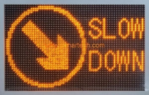 China Traffic LED Sign on sale