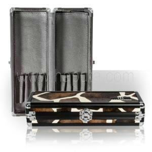 China Custom make up brush cases (HB-2112) on sale