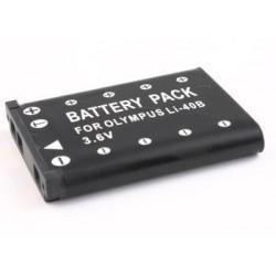China Battery Olympus Li-40B, NP-45,EN-EL10 on sale