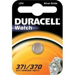 China Duracell 371/370/ SR920W (AG6) Silver oxide on sale