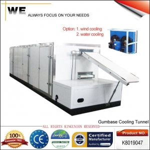 China Bubble Gum Cooling Tunnel (K8019047) on sale