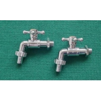 China ABS Water Tap with Chromeplated on sale