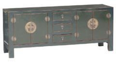 China Antique reproduction furniture Tv cabinet on sale