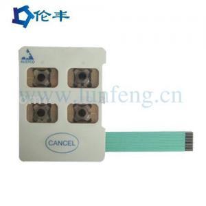 China 3M Membrane Switch Panel on sale