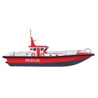 18m Open Sea Rescue Patrol Boat