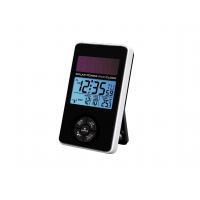 China SOLAR POWER LCD CLOCK Radio Controlled Clock/Atomic Clock on sale