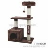 China Indoor factory sisal cat tree for sale