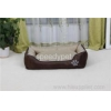 China Dog water-proof oxford square bed for sale