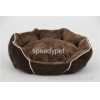 China Self-warming soft pet dog bed for sale