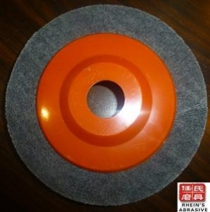 China buff wheel grey color 12P on sale