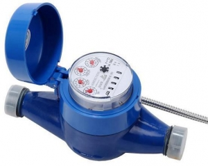 China Photoelectric remote reading water meter on sale