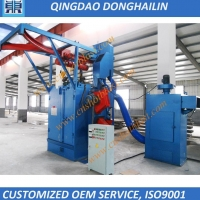 Q37 Series Hanger Hoook Type Shot Blasting Machine