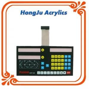 China membrane switch panel on sale