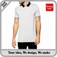 no logo high quality polo shirts for men