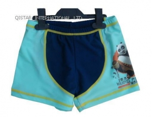 China QH-BS09016 Boys Swimming Trunks on sale