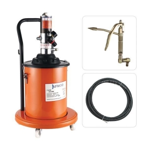China 20L air operated grease pump on sale