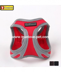 China Product: Sports Style, Easy Walk Polyester Mesh Dog Harness Vest on sale