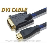 HDMI to DVI adapter cables