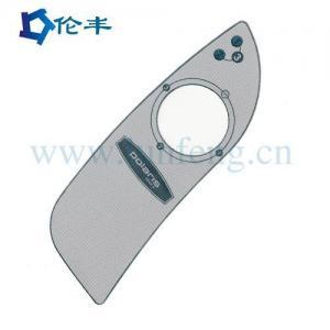China acrylic membrane switch panels on sale