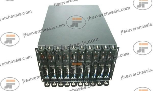 China Blade server chassis JF TOP-10B on sale
