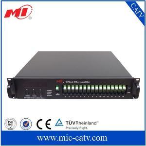 China High Power Optical Fiber Amplifier on sale