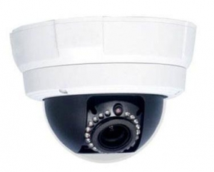 China Vandalproof D1 IR IP Dome Camera on sale