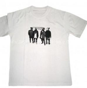 China 100% Cotton T-Shirt on sale