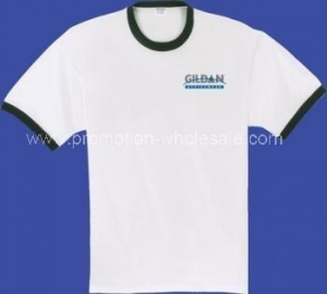 China ADULT ULTRA COTTON RINGER T-SHIRT on sale