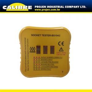 China CALIBRE 230V Socket Tester on sale
