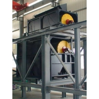 QJ-FK-series dry permanent-magnet separator for fine ore