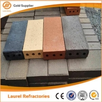 High Strength Courtyard Brick With Hole