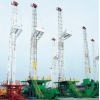 China Series of Truck-mounted Drilling Rigs for sale