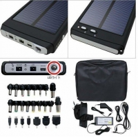 12000mAh solar charger for laptop TS12003