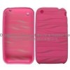 China SC-103 Laser silicone case for iphone3 for sale