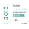 China LCD RM-531DC Universal remote control Sony/Panasonic for sale