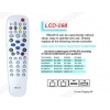 China LCD RM-D612 TV/DVB/SAT/DVD Universal remote control for sale