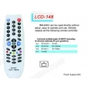 China LCD RM-906C TV/DVB/SAT/DVD Universal remote control for sale
