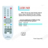 China LCD RM-577B Universal remote control Sony/Panasonic for sale