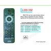 China LCD RM-D750 TV/DVB/SAT/DVD Universal remote control for sale