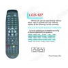 China LCD RM-827DC TV/DVB/SAT/DVD Universal remote control for sale